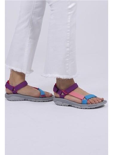 Female Project Outdoor Sandalet Renkli